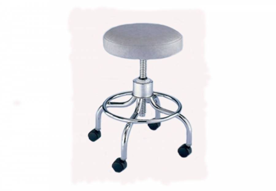 4-Leg Adjustable Exam Stool