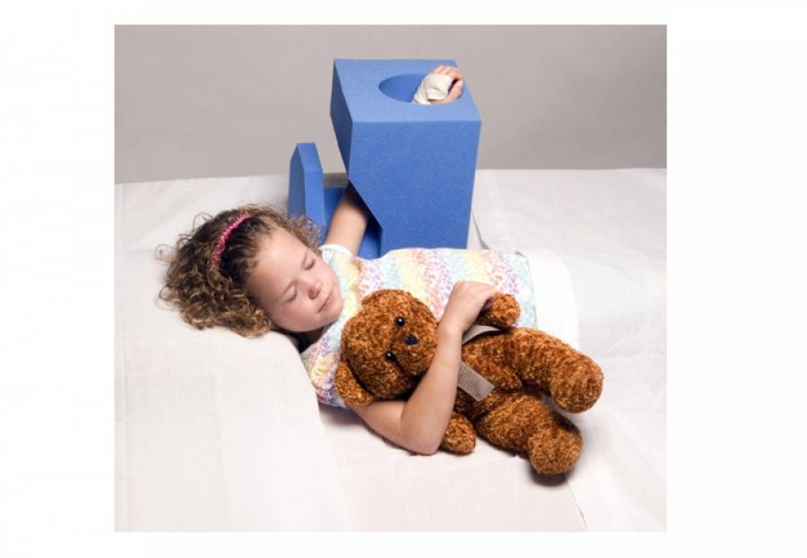 MPR Carter Arm Pillow, Pediatric