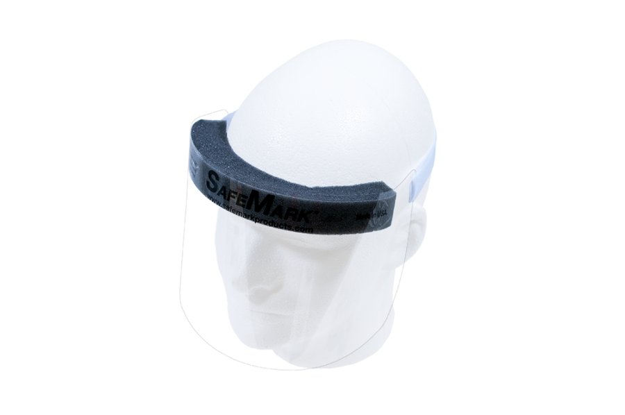 MPR Half Face Shield