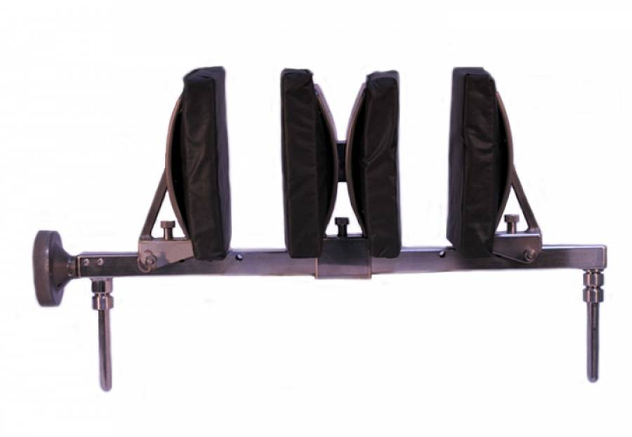 MPR Bilateral Leg Holder (MPR155BL)