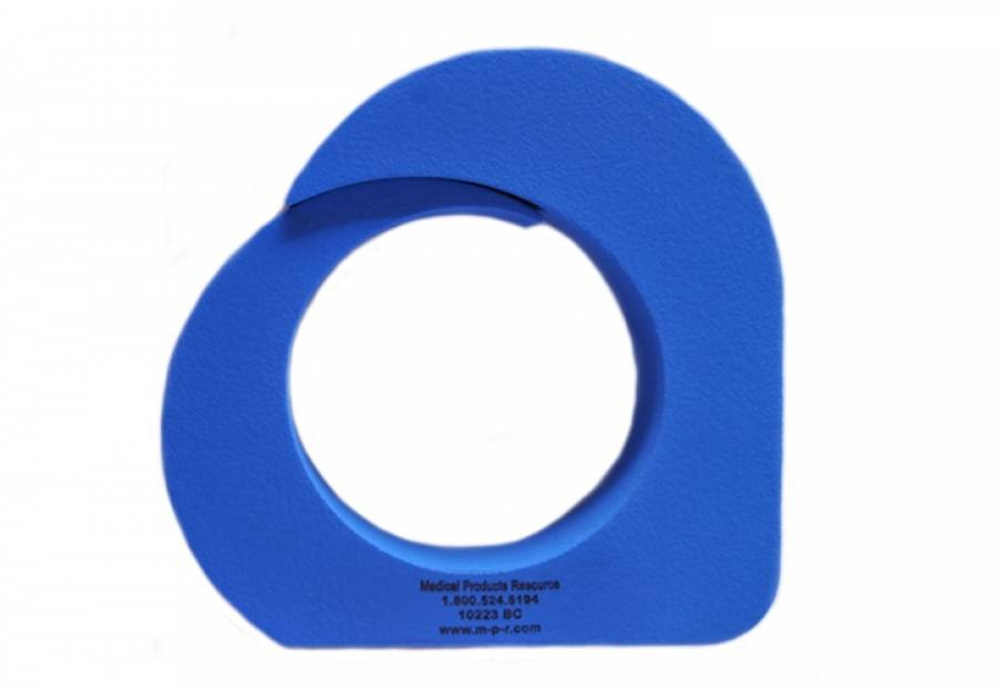 "MPR Standard Profile 6 1/2"" Soft Reusable Spray Coated Foam Insert (10223BC)"