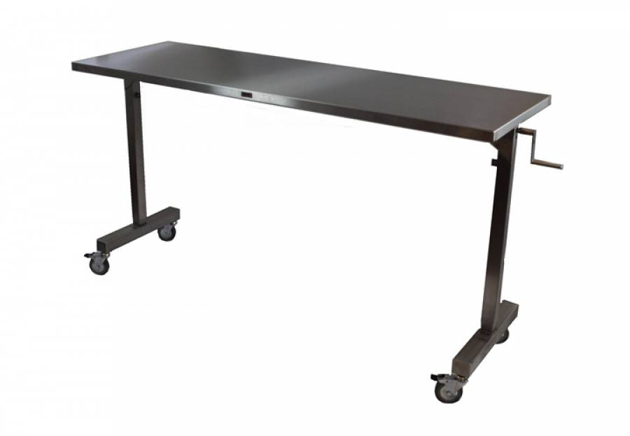 MPR Instrument Table, Height Adjustable