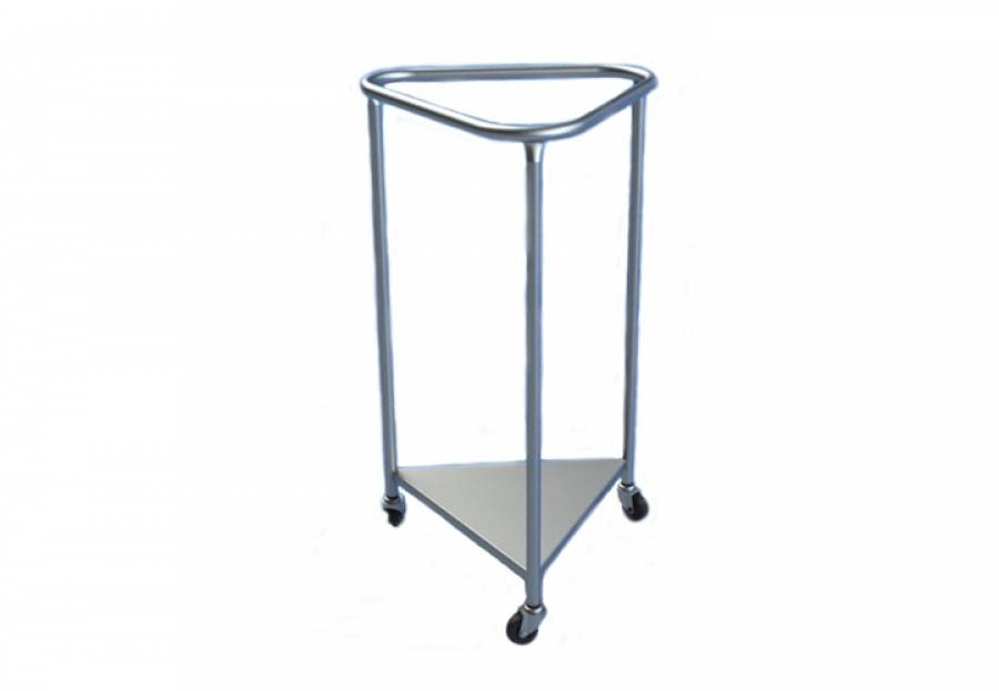 Stainless Steel Linen Hampers