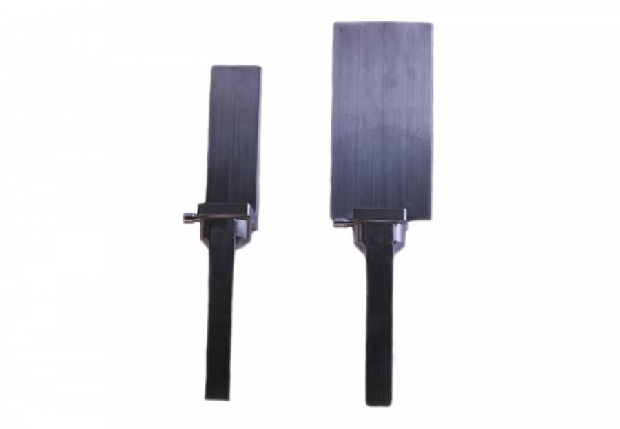 MPR Universal Lateral Stress Posts w/o Velcro (MPR RT.0010NV/MPR RT.0009NV)